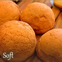 ソフト系のパン