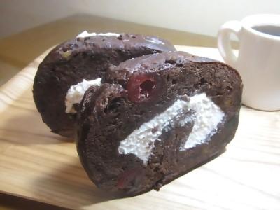 チョコレートのパネトーネ